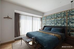 优美157平混搭四居卧室装修图片
