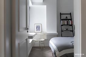 大气29平北欧小户型卧室美图