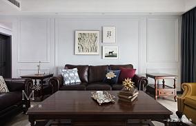 质朴160平美式四居装潢图