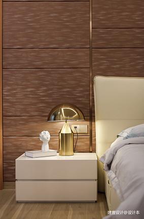 质朴759平现代别墅卧室设计图