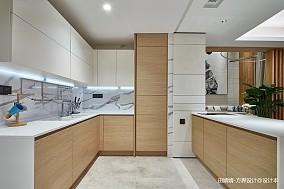 浪漫751平中式别墅厨房效果图欣赏