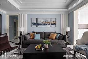 精美145平現代四居客廳圖片大全