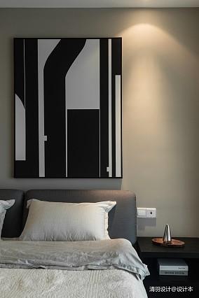 温馨116平现代三居卧室图片欣赏