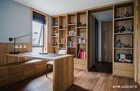 2019359平中式别墅卧室实拍图