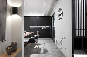 温馨83平中式二居装饰图片