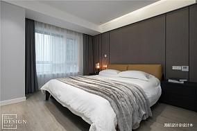 典雅147平现代四居卧室装修装饰图