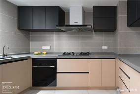 精致152平现代四居厨房效果图