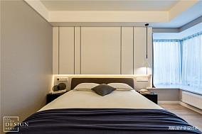 典雅145平现代四居卧室美图