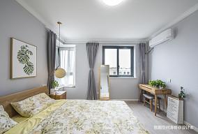 精致51平北欧二居卧室装修效果图