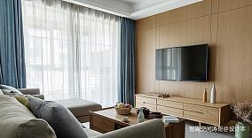 悠雅74平日式二居客厅装饰美图
