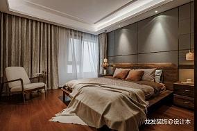 华丽149平中式四居卧室图片大全