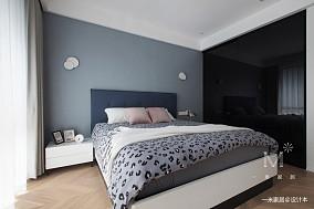 130㎡现代北欧卧室设计图片