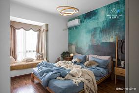 大气38平混搭小户型卧室设计美图