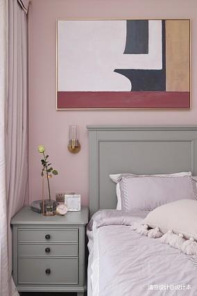轻奢52平现代二居卧室装修美图