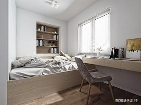 66㎡小房子的空间意境_3598675