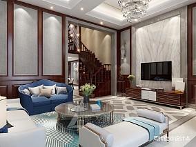 中式风格别墅设计_3611727