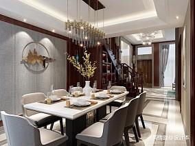 中式风格别墅设计_3611726