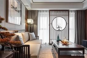 140㎡中式现代家装装修效果图