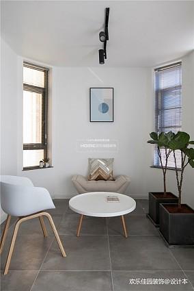 极简主义男士公寓,向往的生活无需过多装饰_3703176