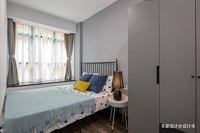 60㎡旧房改造,瞬间提高空间利用率_3734096