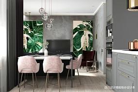 北欧餐厅设计方案分享素材_3835315