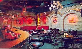 根据地酒吧吧台设计图片