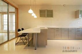 厨房橱柜石英石台面
