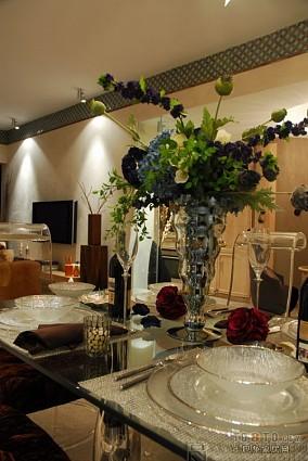 豪华欧式餐厅设计