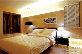 120平三室两厅两卫卧室