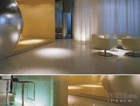 大连国际公寓酒店地板