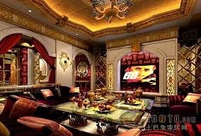 现代美式别墅设计装修美图