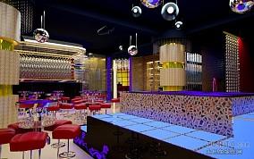 酒吧舞台装修图片