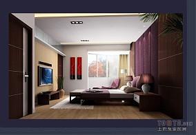 80平三房卧室设计