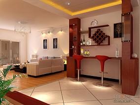 精选设计三房两厅装潢
