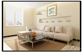 热门美式一居装修设计效果图片欣赏