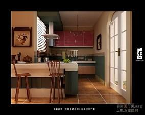 简单100平米别墅户型图片