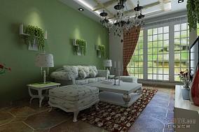 三室客厅设计