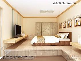 现代简约时尚电视背景墙