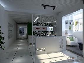 咖啡厅室内吊顶设计效果图片