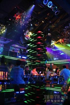 酒吧舞厅装修设计效果图