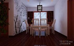白色实木简约电视墙