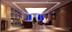 大气现代中式家装图片