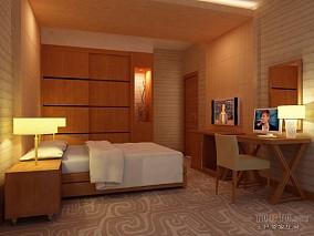 美式简约套房设计图片