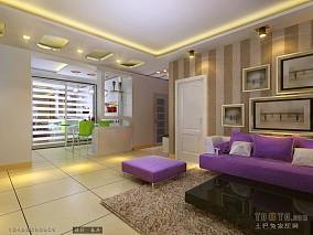 美式设计家庭旧房装修
