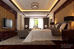 60平米两室一厅简单主卧