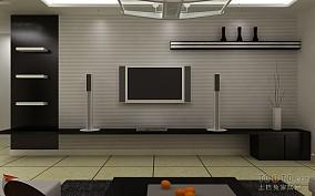 热门面积121平四居装修设计效果图片大全