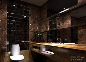 路易酒吧卫生间装修效果图