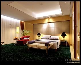 清雅三室两厅一卫装90平修图片