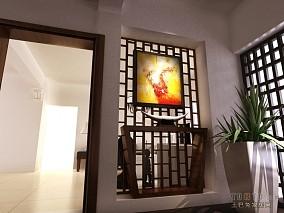 热门129平方四居客厅混搭实景图片大全