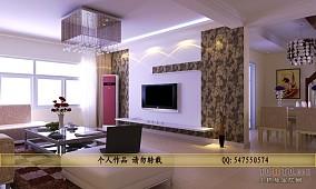 现代中式家居装潢设计